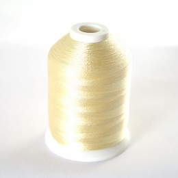Simthread 902 Ivory Embroidery Thread 1000m
