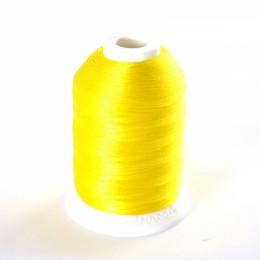 Simthread S022 Sunshine Yellow Embroidery Thread 1000m