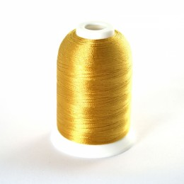 Simthread S032 Ochre Embroidery Thread 1000m
