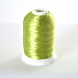 Simthread S034 Lime Green Embroidery Thread 1000m