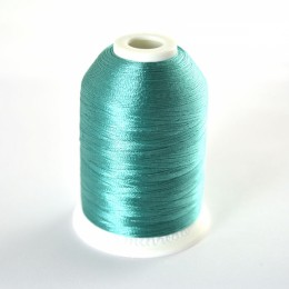Simthread S054 Aqua Marine Embroidery Thread 1000m