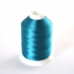 Simthread S055 Petrol Embroidery Thread 1000m