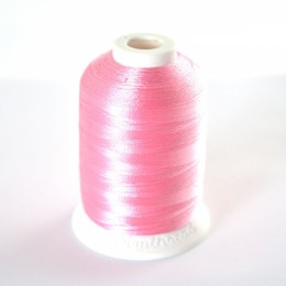 Simthread S072 Candy Pink Embroidery Thread 1000m