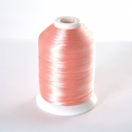 Simthread S087 Peach Embroidery Thread 1000m