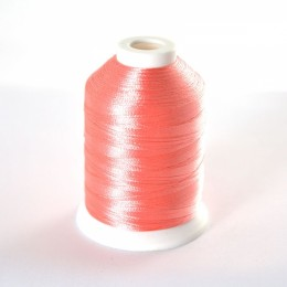 Simthread S090 Salmon Embroidery Thread 1000m
