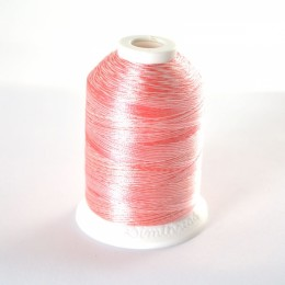 Simthread S112 Variegated Embroidery Thread Roses 1000m