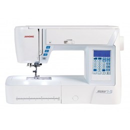Atelier 3 SAVE £100.00 PLUS JQ8 Extension Table & Quilting Kit