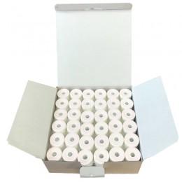 White Pre-Wound Bobbins 144 Pack 'Size L'
