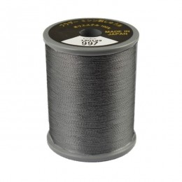 Embroidery Metallic Thread Silver 997