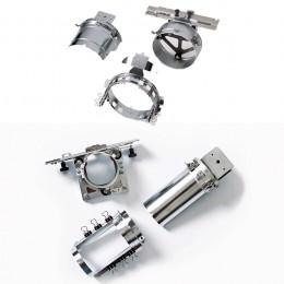 Cap Frame PRCF3 & Cylinder Frame and Driver Set PRCL1