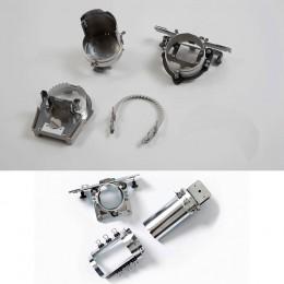 Flat Brim Cap Frame Set PRCF5 & Cylinder Frame and Driver Set PRCL1 - Combo - PR1055X Only