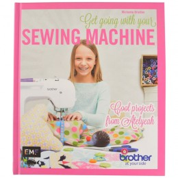 Get Going With Your Sewing Machine Book
