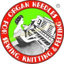 Stretch Sewing Machine Needles 11/75 ORGAN SORRY, OUT OF STOCK