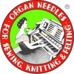 ELx705 - Size 80/12 Overlocker/Cover Hem Needles ORGAN SORRY, OUT OF STOCK