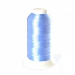 Simthread 017 Light Blue Embroidery Thread 5000m