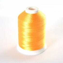 Simthread 812 Cream Yellow Embroidery Thread 1000m