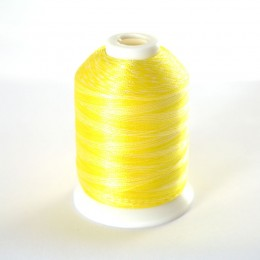 Simthread S116 Variegated Emb Thread 1000m Goldfinch