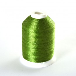 Simthread S038 Forest Green Embroidery Thread 1000m