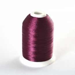 Simthread S084 Merlot Embroidery Thread 1000m