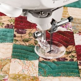 Free Motion Echo Quilting Foot E - XE0766001